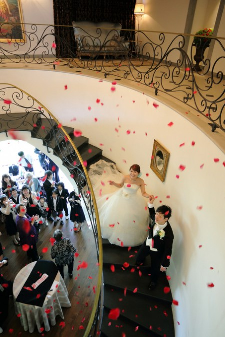 札幌市の結婚式場|ピエトラセレーナ