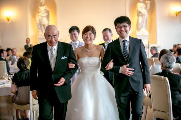 ピエトラセレーナの結婚式