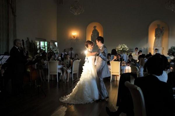 ファーストダンス|札幌市の結婚式場|ピエトラセレーナ
