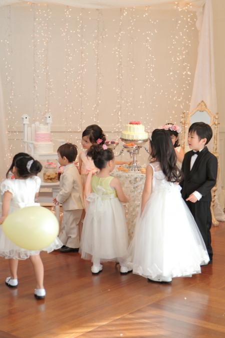 結婚式|フラワーキッズ|ピエトラセレーナ