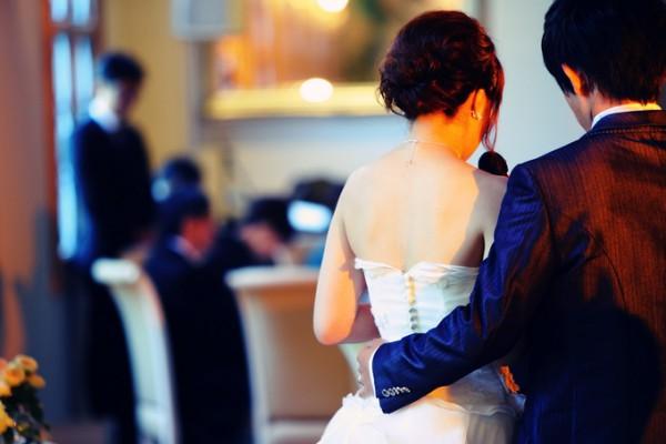 手紙|感動のシーン|結婚式