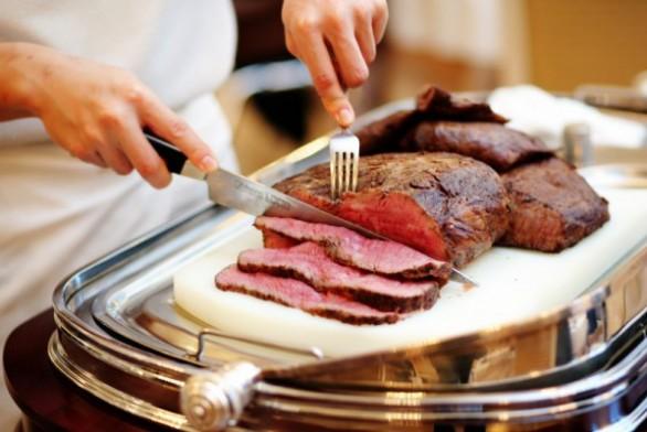ローストビーフ|ピエトラセレーナの料理
