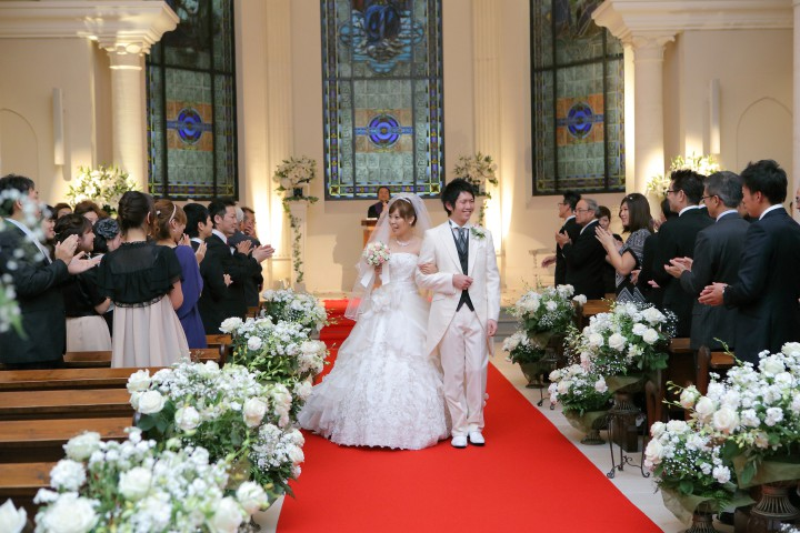 『なんだか結婚式って楽しそう!』