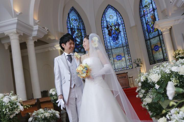 絆が深まった結婚式