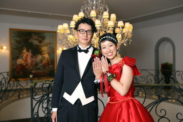 想像以上の結婚式とクリスマスパーティ!