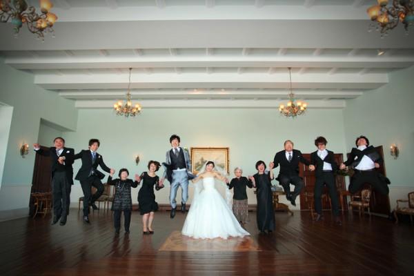 家族写真|結婚式|アフターセレモニー
