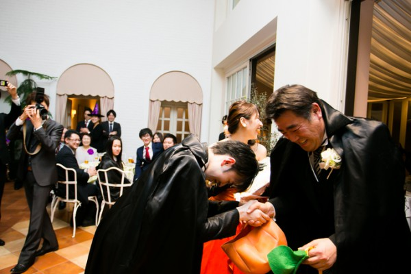結婚式|両家謝辞|ウエディングパーティ