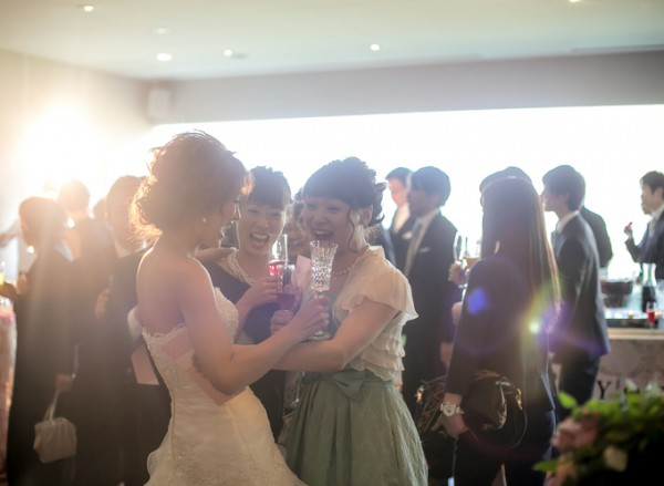 ブライズメイド|結婚式|ウエディング