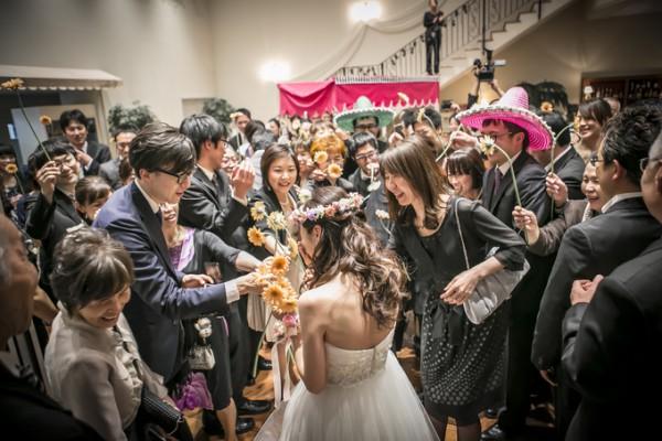 自由な結婚式|サプライズ|ピエトラセレーナ
