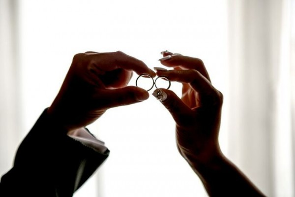 指輪交換|結婚式|ピエトラセレーナ