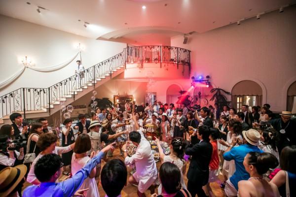 サマーパーティ|結婚式場|ピエトラセレーナ