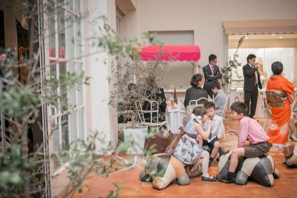 子供たちの結婚式|ピエトラセレーナ