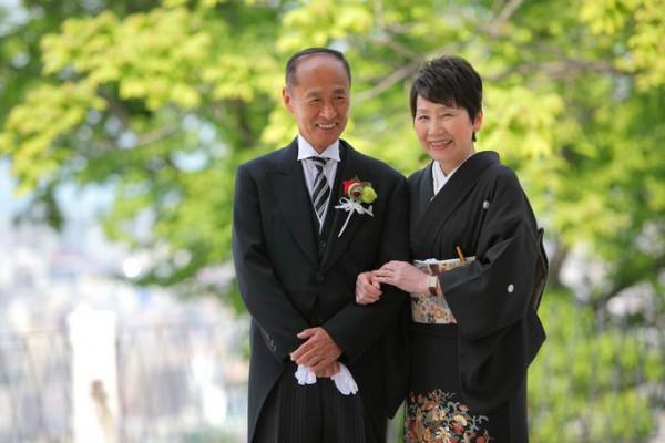 両親|結婚式