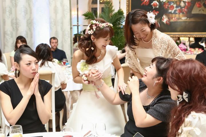 夫婦それぞれの視点から見えた「結婚式」の意味