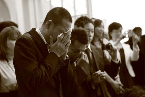 兄弟の結婚式