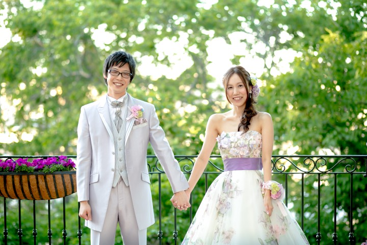 オリジナルパーティ・厳粛挙式!願いが叶う結婚式