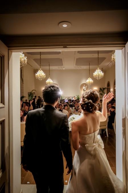 結婚式のキオク