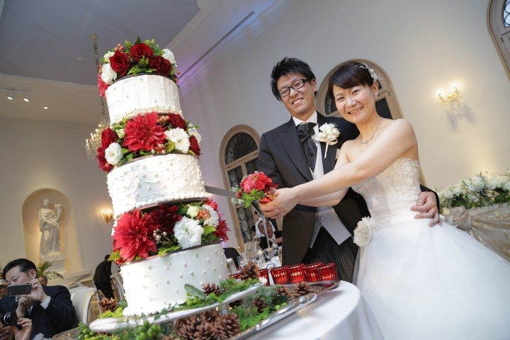 一緒に「創り上げた」最高の結婚式