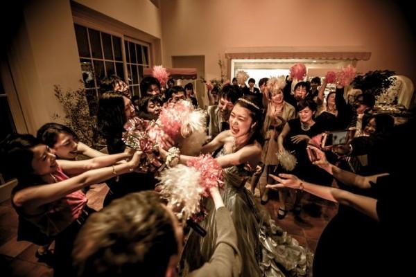 ラストシーン|結婚式