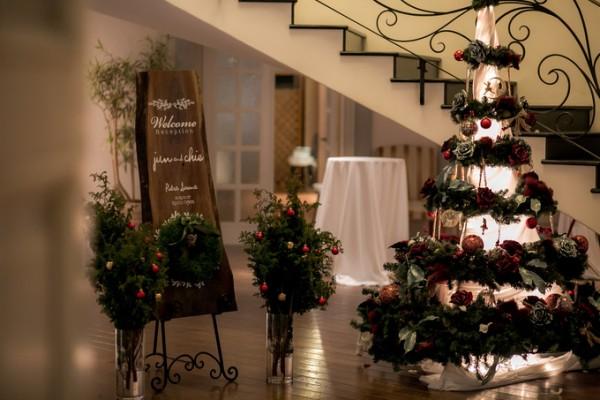 クリスマスウエディング|ピエトラセレーナ