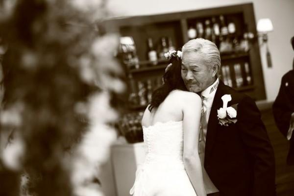 花嫁と父|ピエトラセレーナ