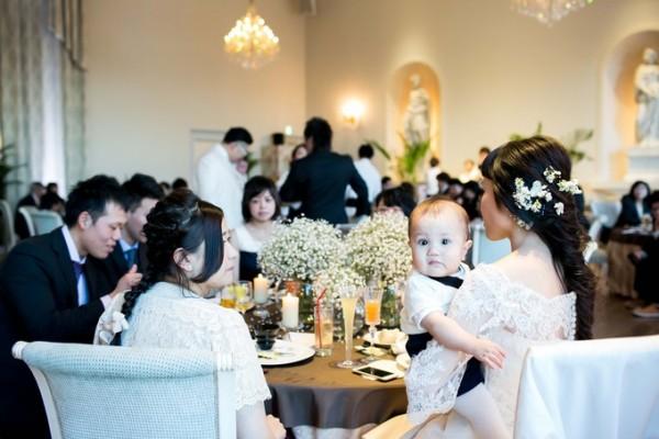 花嫁|子供|ピエトラセレーナ
