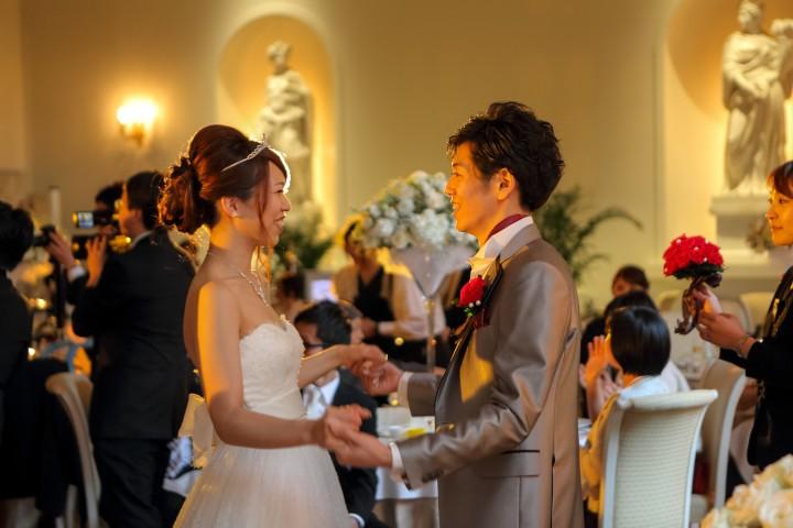 素敵な出逢いが広がる結婚式場