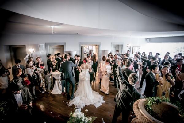 ウエルカムパーティ|結婚式|ピエトラセレーナ