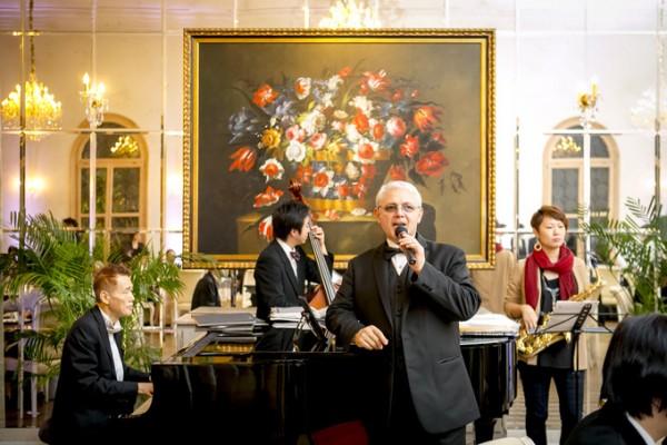 ジャズバンド|ピエトラセレーナ|結婚式|生演奏
