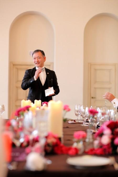 結婚式の司会者|ピエトラセレーナ