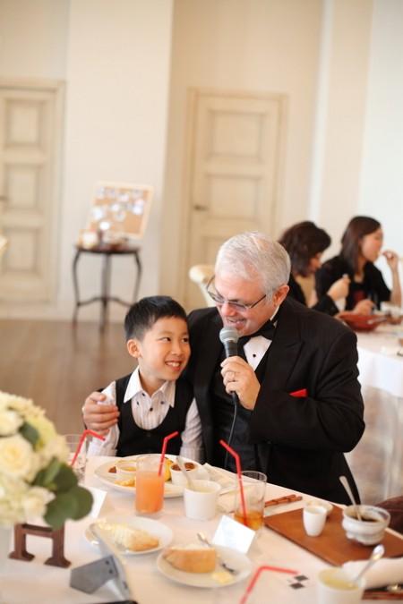 結婚式の司会者|ピエトラセレーナ|外国人
