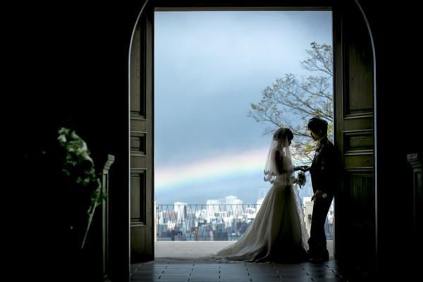 ロケーションフォト|結婚式の写真