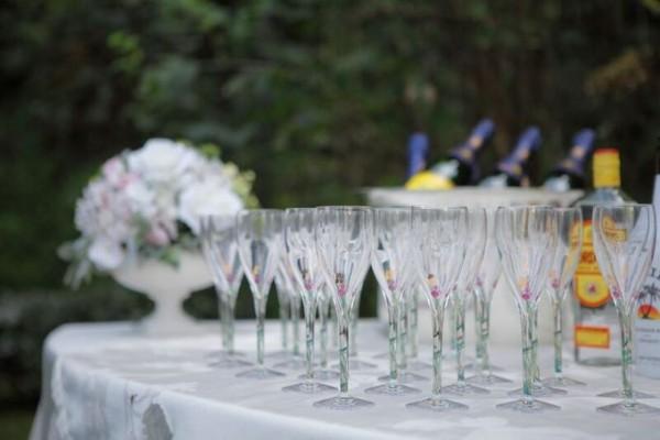シャンパン|祝杯|結婚式