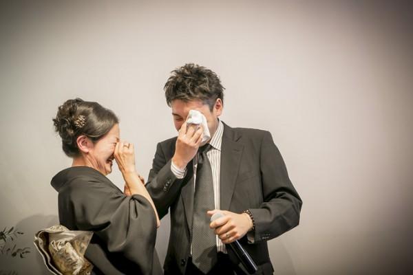 親子|結婚式