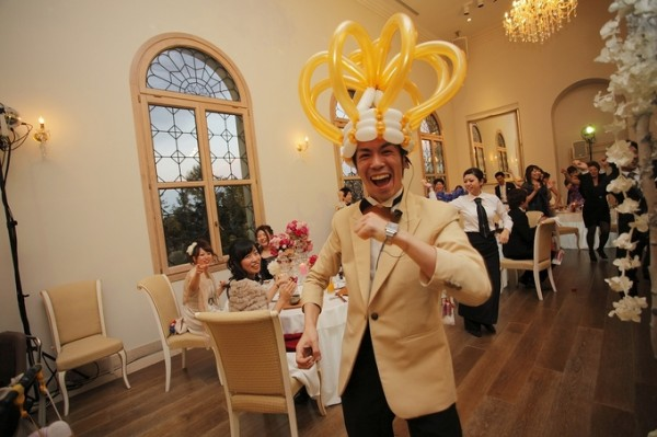 結婚式のサービススタッフ|ピエトラセレーナ