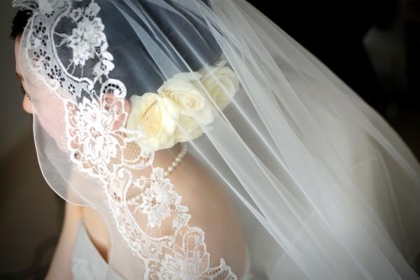 ウエディングドレスを着た花嫁様|ピエトラセレーナ