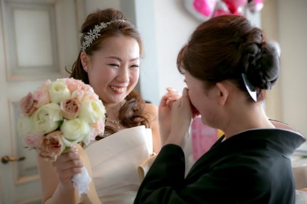 花嫁と母親|ピエトラセレーナ