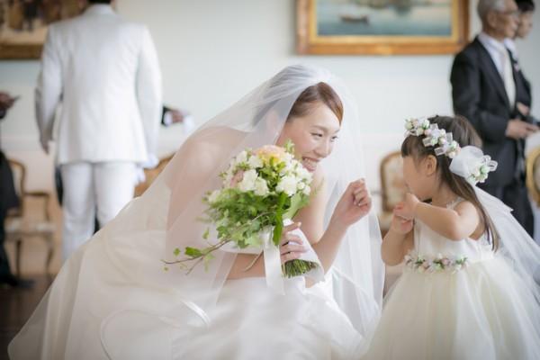 花嫁と天使