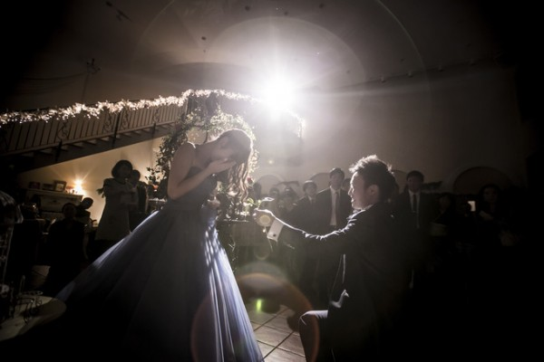 結婚式のクライマックス|ピエトラセレーナ