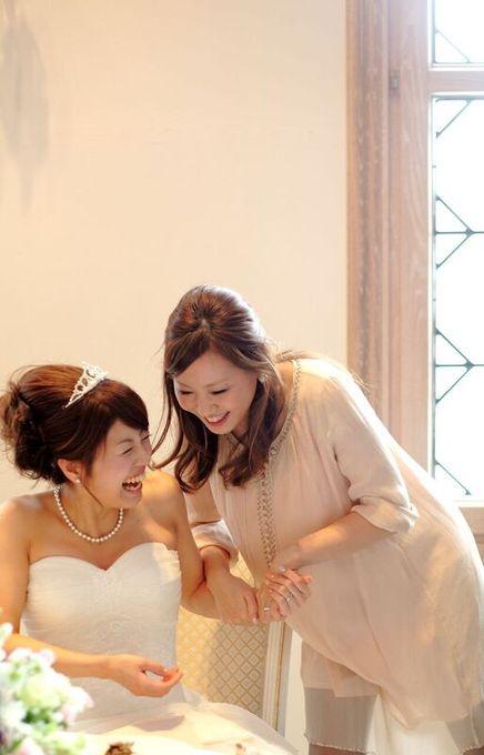 親友の結婚式|ピエトラセレーナ