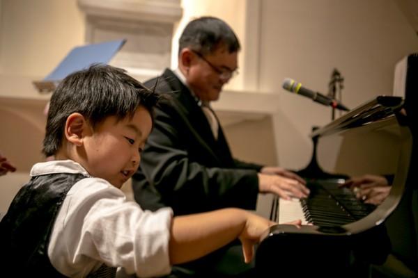 ピエトラセレーナのピアニスト