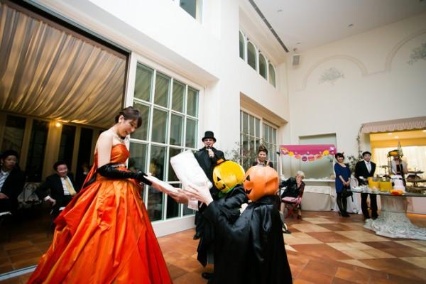ハロウィン|結婚式|ピエトラセレーナ