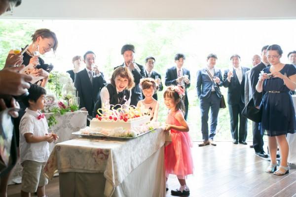 キッズの活躍|結婚式|ピエトラセレーナ