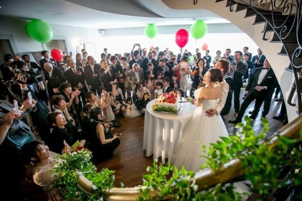 ピエトラセレーナのパーティ|結婚式
