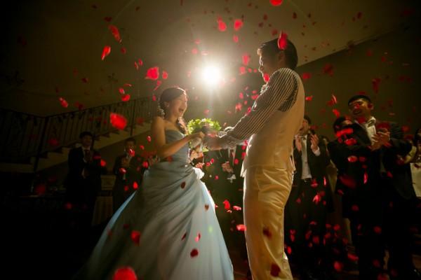 結婚式当日|ピエトラセレーナ