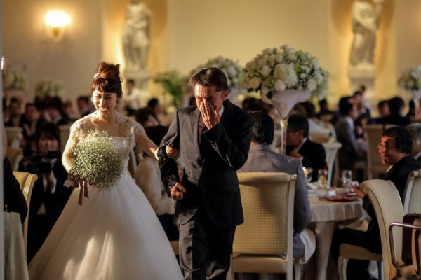 おじさんとの結婚式|ピエトラセレーナ