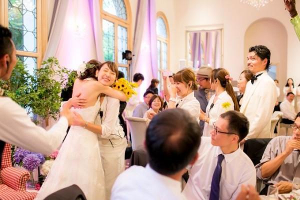 花嫁様とゲスト
