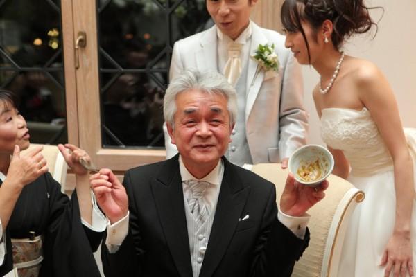 結婚式|お父様|ピエトラセレーナ