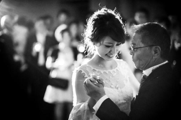 ラストダンス|花嫁と父