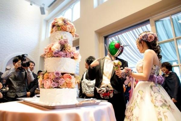 ケーキカット|結婚式場
